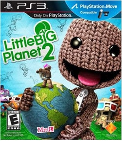 PS 3 - Little Big Planet 2 (Pre-Played)