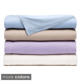 Brushed Polyester Flannel Fleece Sheet Set