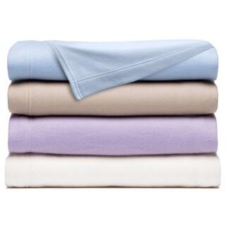Brushed Polyester Flannel Fleece Sheet Set