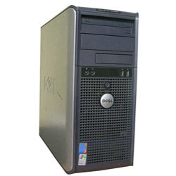 Dell Optiplex GX620 3.4GHz 80GB Desktop Computer (Refurbished)