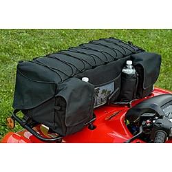 Raider Black ATV Rack Bag