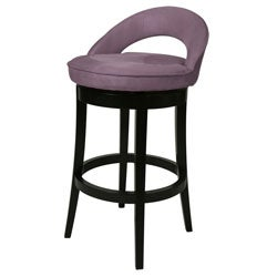 Urbana 30-inch Wood Swivel Bar Stool