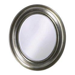 Taylor Silver Resin Mirror
