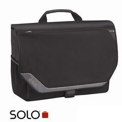 Solo Vector 17.3-inch Laptop Messenger Bag