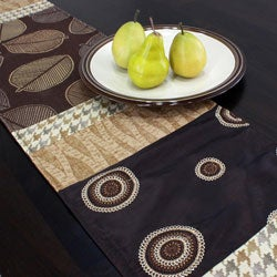 Key West Kona Reversible Pieced 13x72-inch Table Runner