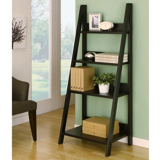 Furniture of America Wilshire 4-shelf Bookcase/ Display Stand
