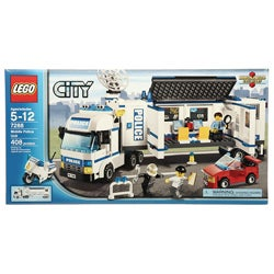 LEGO CITY Mobile Police Unit 7288