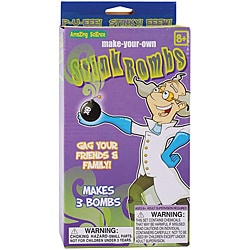 Mad Science Make Your Own Stink Bombs Kit