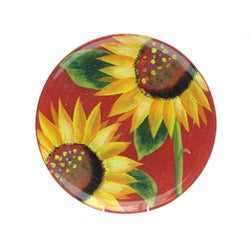 Certified International Sun Blossom 15-in Round Platter