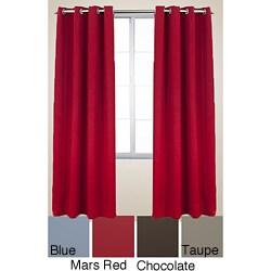 Drummond 96-inch Grommet Top Curtain Panel Set