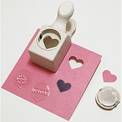 Martha Stewart Love Letters Stamp and Punch Set