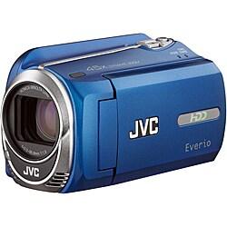 JVC Everio GZ-MG750 80GB HDD Blue Camcorder (Refurbished)