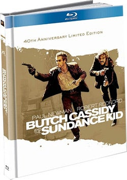 Butch Cassidy and the Sundance Kid - Limited Edition DigiBook (Blu-ray Disc)