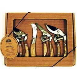 Classic Ergonomic Garden Tool Pruner Set