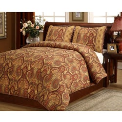 Hyde 3-piece Duvet Cover Set