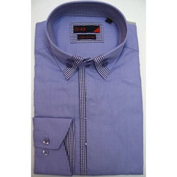 BriO Men's European Dress Shirt