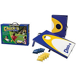 Chuck-O To Go Family-friendly Portable Beanbag-tossing Lawn Game