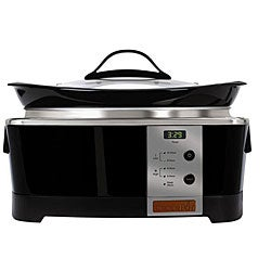 Crockpot Designer Series 6-quart Slow Cooker