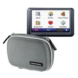 Memorex 98185 Universal 4.3-inch Grey GPS Case