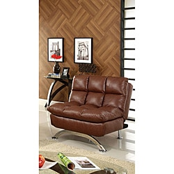 Pascoe Bi-cast Leather Comfort Sofa Chair