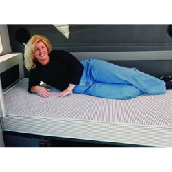 InnerSpace 6-inch 3/4-size RV Foam Mattress