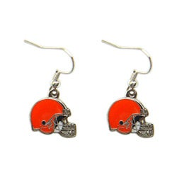 Cleveland Browns Dangle Logo Earrings