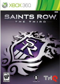 Xbox 360 - Saints Row: The Third - By THQ