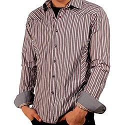 191 Unlimited Men's Multi-Stripe Shirt