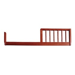 Jenny Lind Cherry-finish Toddler Rail
