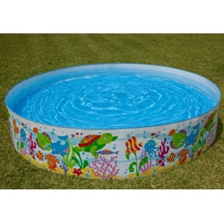 Intex Ocean Reef Snapset Swimming Pool