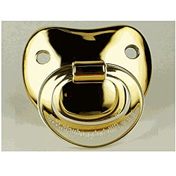Gold Pacifier