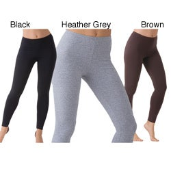 Ilusion Women&#39;s Soft Ankle-length Leggings