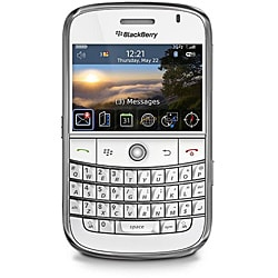 BlackBerry Bold 9000 Unlocked GSM White Cell Phone
