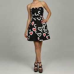 Jessica Simpson Women&#39;s Hearts Dress