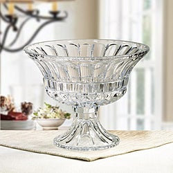 Fifth Avenue Crystal Athena 12-inch Compote Bowl