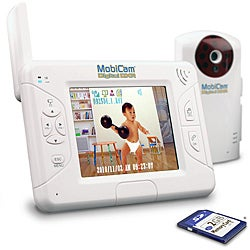 MobiCam Digital DXR Video Monitoring System