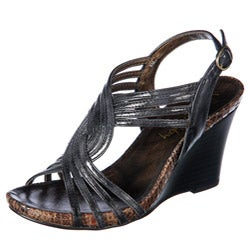 Sam & Libby Women's 'Intro' Wedge Sandals