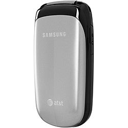Samsung A107 Unlocked Silver Cell Phone