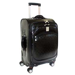 Jenni Chan Bows 360 Quattro 21-inch Carry-on Spinner Upright
