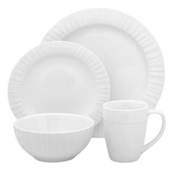Corningware French White 16-Piece Set