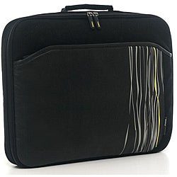 Ranipak Graphic 16-inch Black Laptop Sleeve