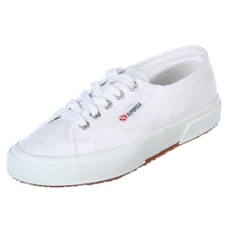 Superga Unisex '2750 Classic' White Canvas Shoes