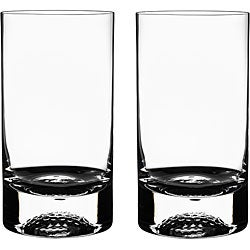 Orrefors Tee Tumbler Glasses (Set of 2)