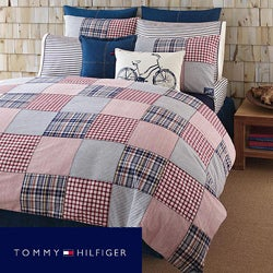 Tommy Hilfiger 'Colton Point' Patchwork 2-piece Mini Comforter Set