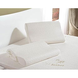 Memory Foam Contour Shaped Pillow