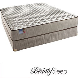 Simmons BeautySleep Fox Hollow Firm Twin-size Mattress Set