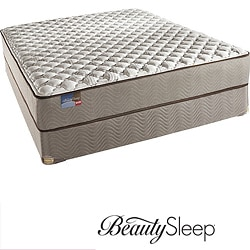 Simmons BeautySleep Fox Hollow Firm King-size Mattress Set