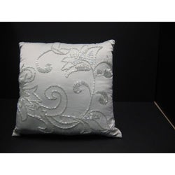 Andover Beaded Decorative Pillow