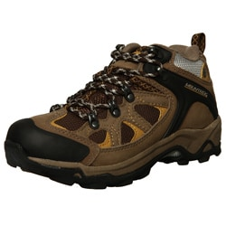 Mountrek Women's 'Luna Peak' Mid Lite Hiking Shoes