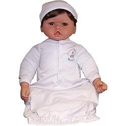 Me and Molly P. 20-inch Medium Brown/ Brown Eyes Nursery Baby Doll